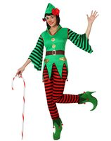 Elf girl costume AT-17244