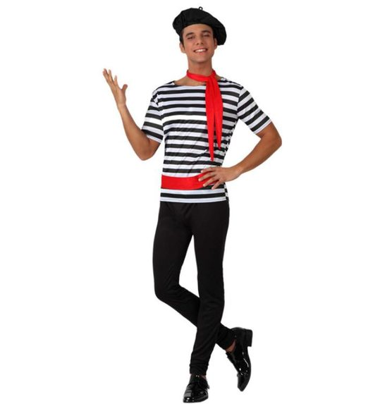 French man costume AT-15307/15308 @ Las Fiestas