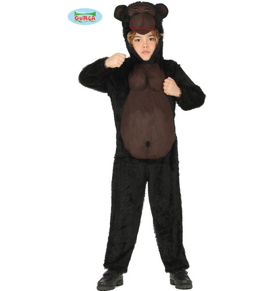 Gorilla Costume for Kids