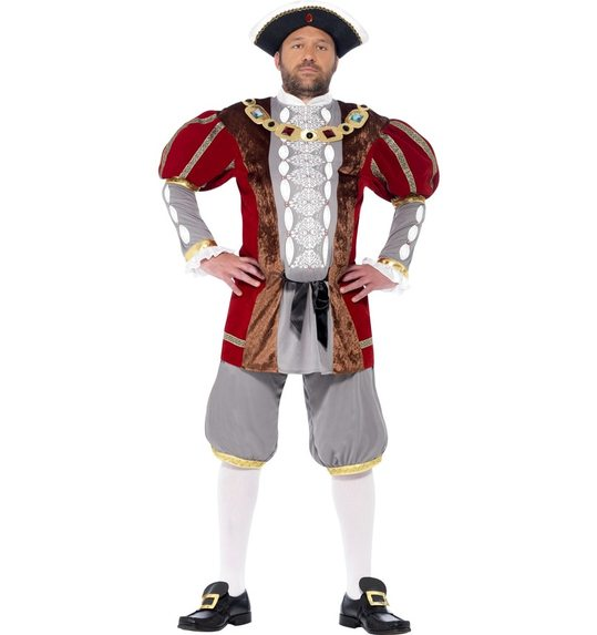 Henry the eighth costume