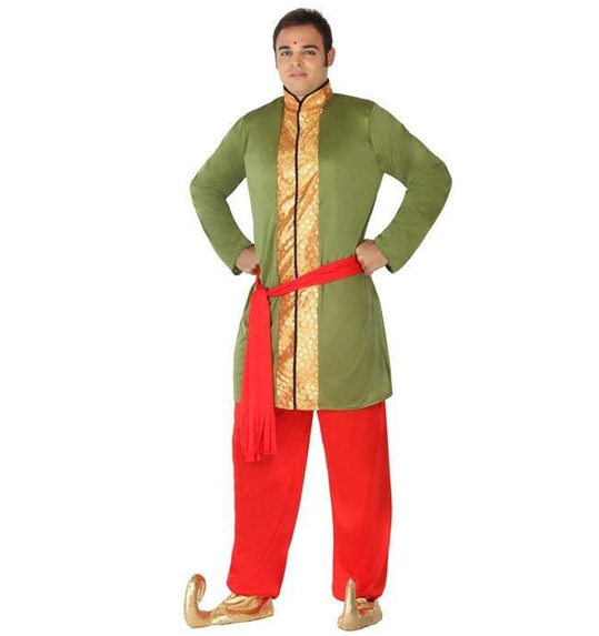 Hindu dress up suit for men