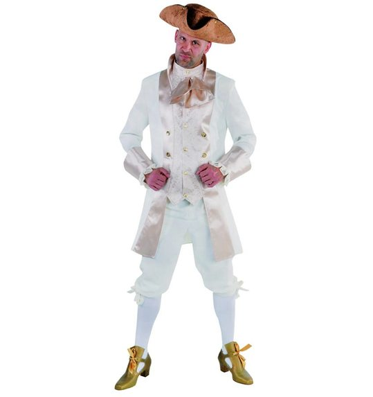 Historical marquis costume for men