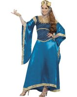 Lady Marion historical dress for ladies SM-36151