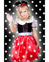Minnie girl costume LASK0551