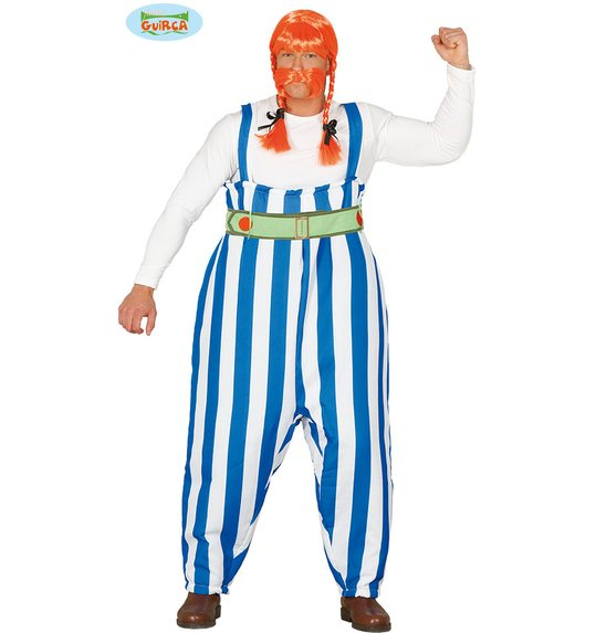 Obelix costume for adults