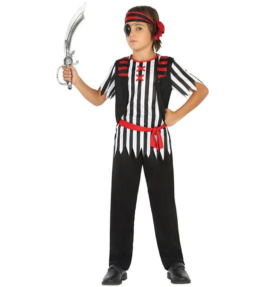 Pirate suit for boys