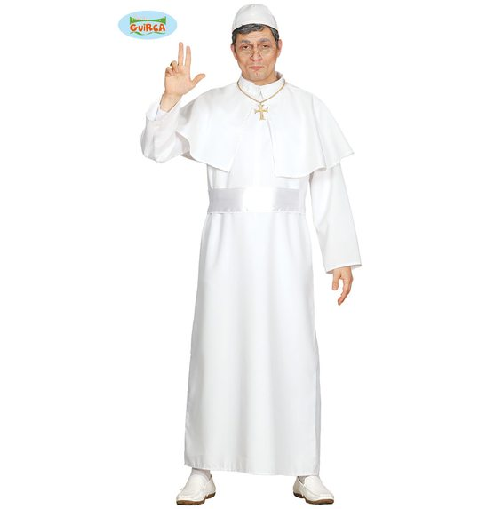 Pope costume for adults