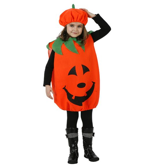 Pumpkin child costume  sc 1 st  Las Fiestas & Pumpkin child costume AT-98317/98320/98322/98323 @ Las Fiestas