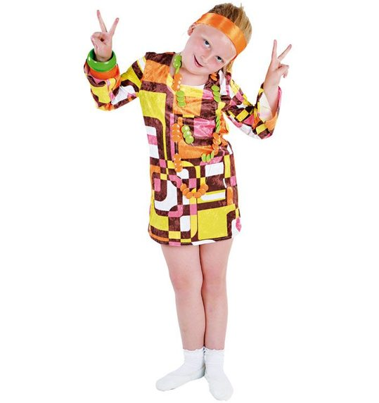 Retro mini dress kids