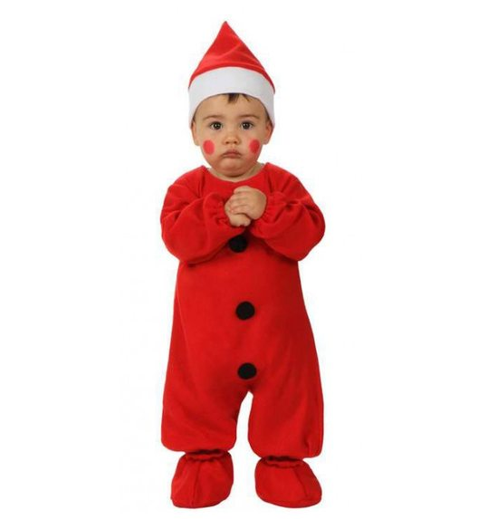 Santa Claus dress up costume for baby  sc 1 st  Las Fiestas : santa claus child costume  - Germanpascual.Com