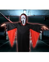 Scream costume child lask0515