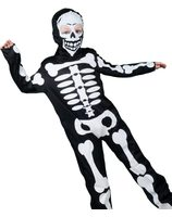Skeleton costume child LASK0517