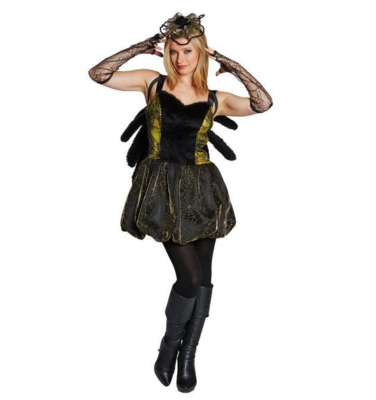 Spider dress up costume halloween