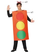Traffic light costume AT-26656