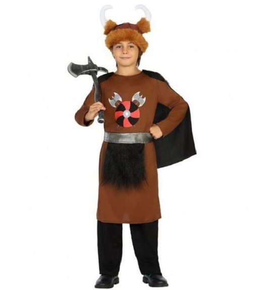 Viking boy dress up costume
