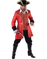 luxury pirate / marquis costume for men MA-216210