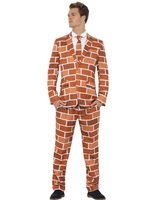 official brick costume Off The Wall SM-40087