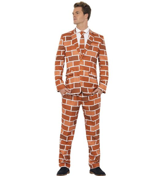 official brick costume Off The Wall