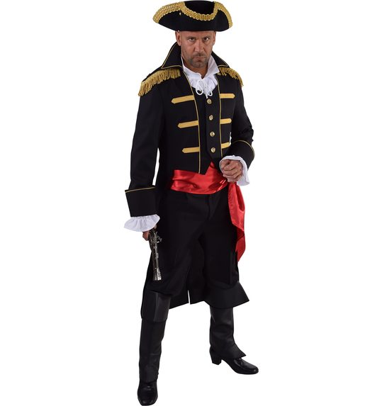 pirate admiral jacket
