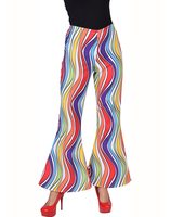 rainbow disco trousers MA-206101-RA