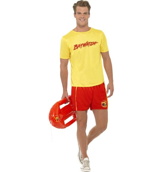 Costume Baywatch homme M