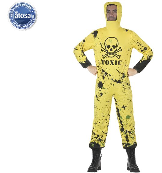 Costume d\'halloween toxique