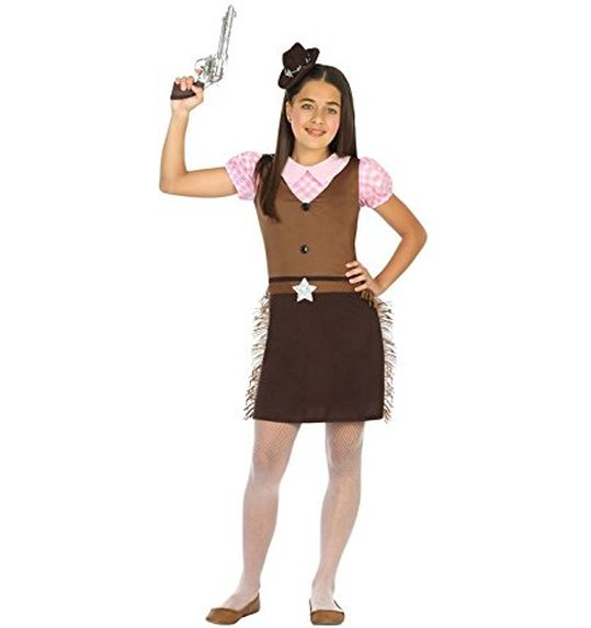 Costume de cow-girl