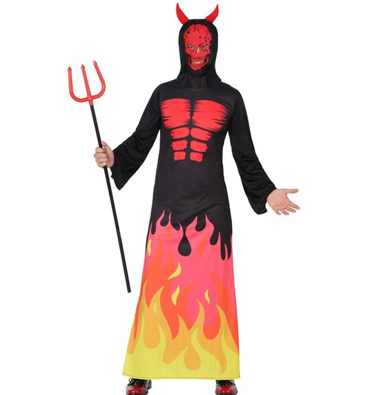 Costume diable démon