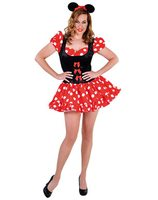Robe souris Minnie sexy MA-212115