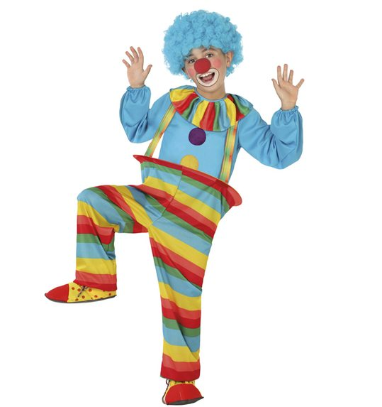 carnaval costume de clown pour les enfants at 28090 28091 las fiestas. Black Bedroom Furniture Sets. Home Design Ideas