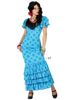 deguisement de flamenco blue AT-18339