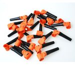 Halloween whistles 24 pieces