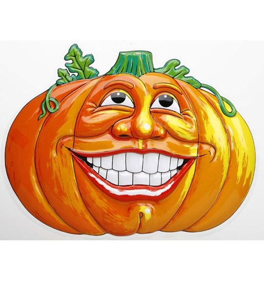 Wall decoration Halloween Pumpkin 37X52