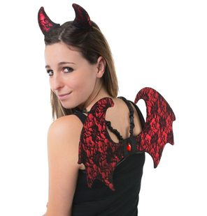 Devil Set With Wings