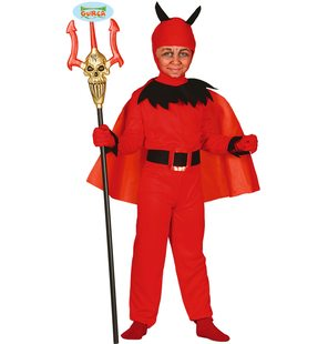 Devil costume enfant