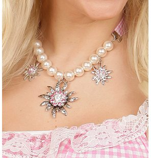 Edelweiss tirol necklace