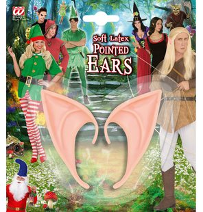Elves ears latex