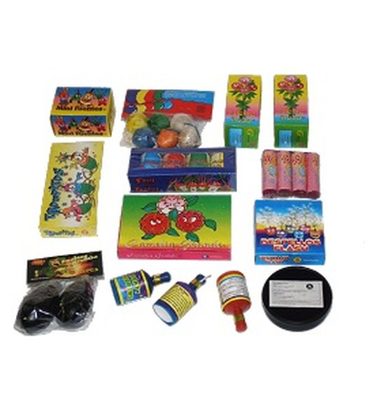Junior party package