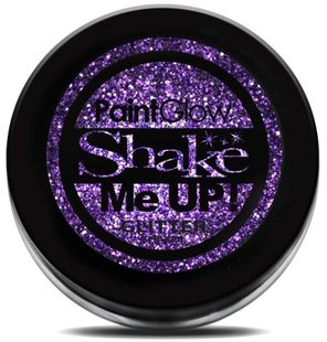 Glitter makeup powder lilac 5g