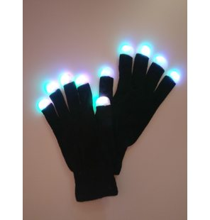 Gloves with light
