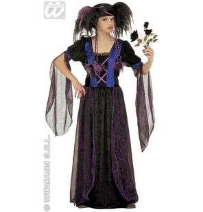 Gothic Princess halloween jurk