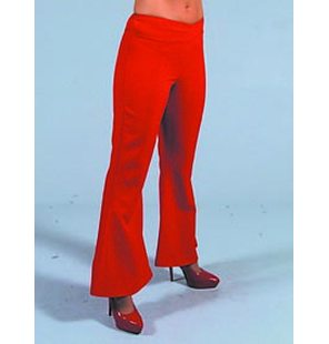 Hippie pants deluxe Red