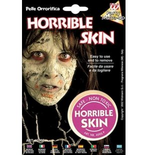 Horrible Skin Make-Up