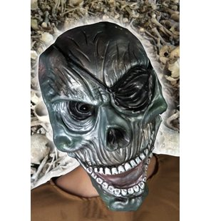 Horror mask skull pirate