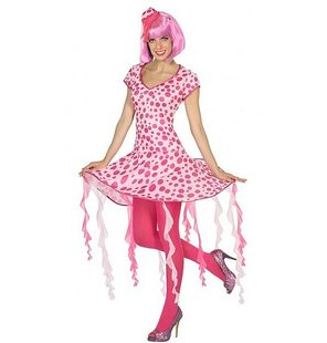 Jellyfish women's Carnival costume