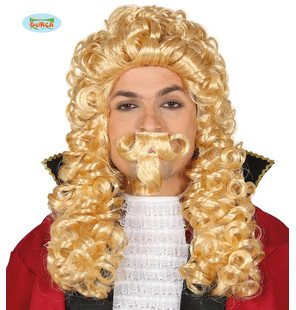 Judge Wig Blonde