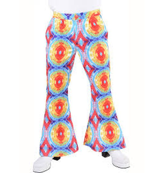 Batic disco hippie broek