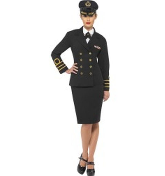 Navy Lady Officer