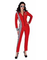 Race babe stretch catsuit formule 1 214135