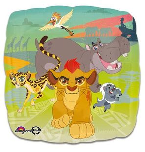 Lion king folieballon 43 cm